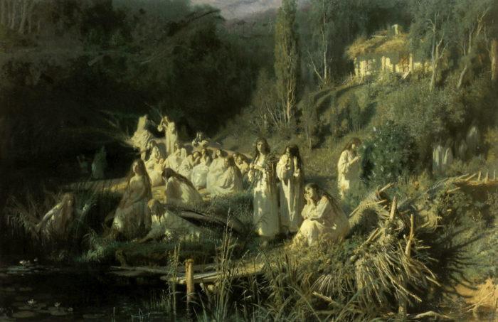 Русалки (1871) - Крамской И.Н.