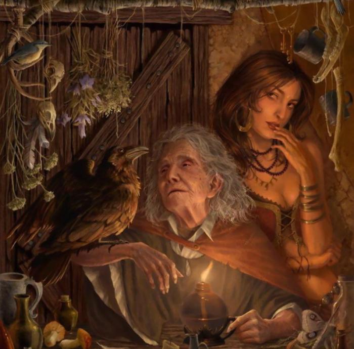 ведьма,ыедьмы