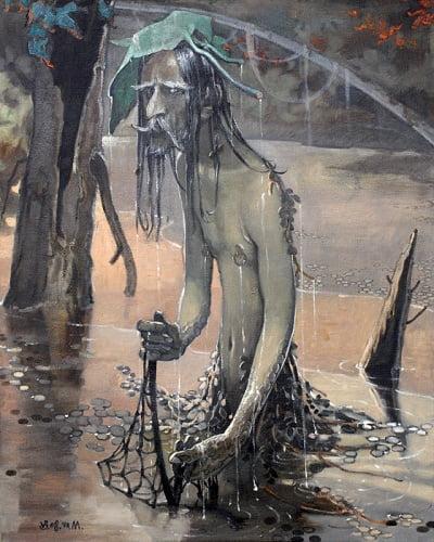 болотник (дух болотных топей)