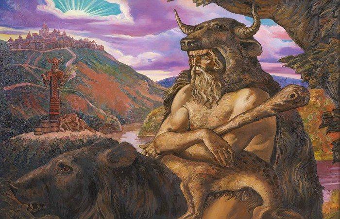 Велес - олицетворение всего зла и антагонист верховного бога
